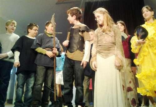 První místo v soutěži Come and Show 2012 !