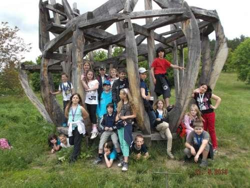 4.A – Návštěva Botanické zahrady v Troji