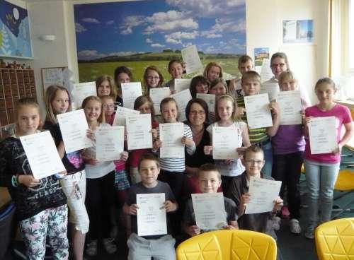 Certifikáty Britské rady 2015