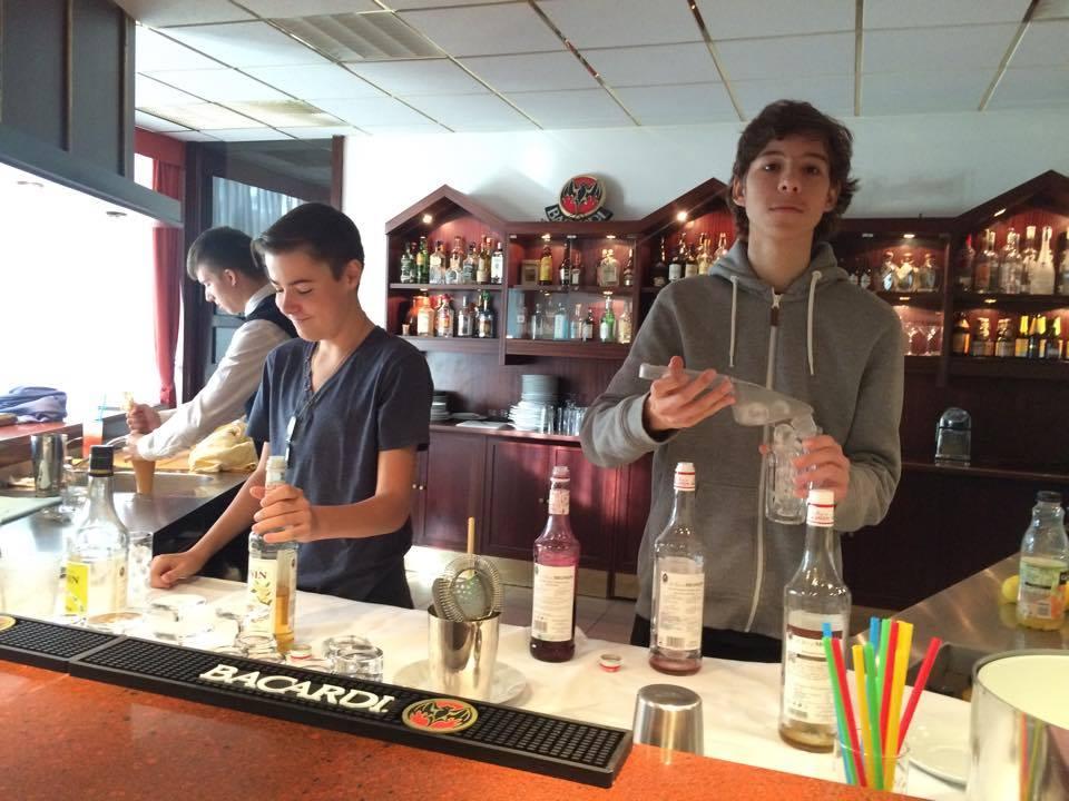Gastronomická soutěž 2015