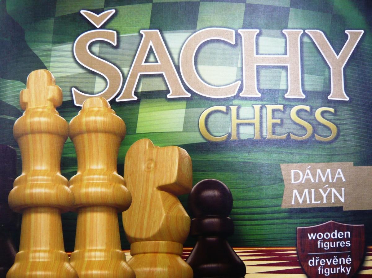 Šachový turnaj 2015