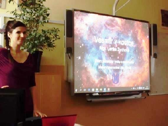 Astronomická přednáška 4.5.2016