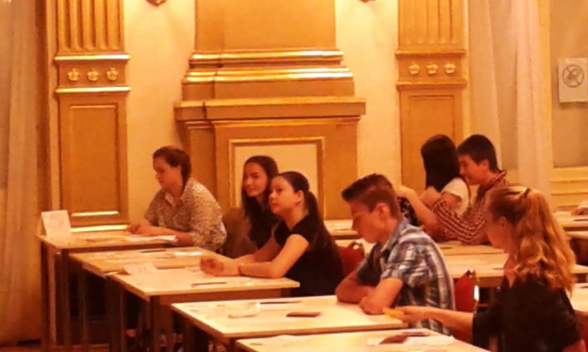 Mezinárodní zkoušky z angličtiny