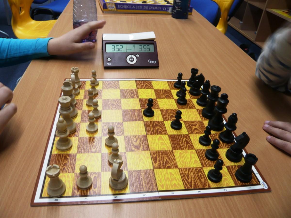 Vánoční šachový turnaj 2017