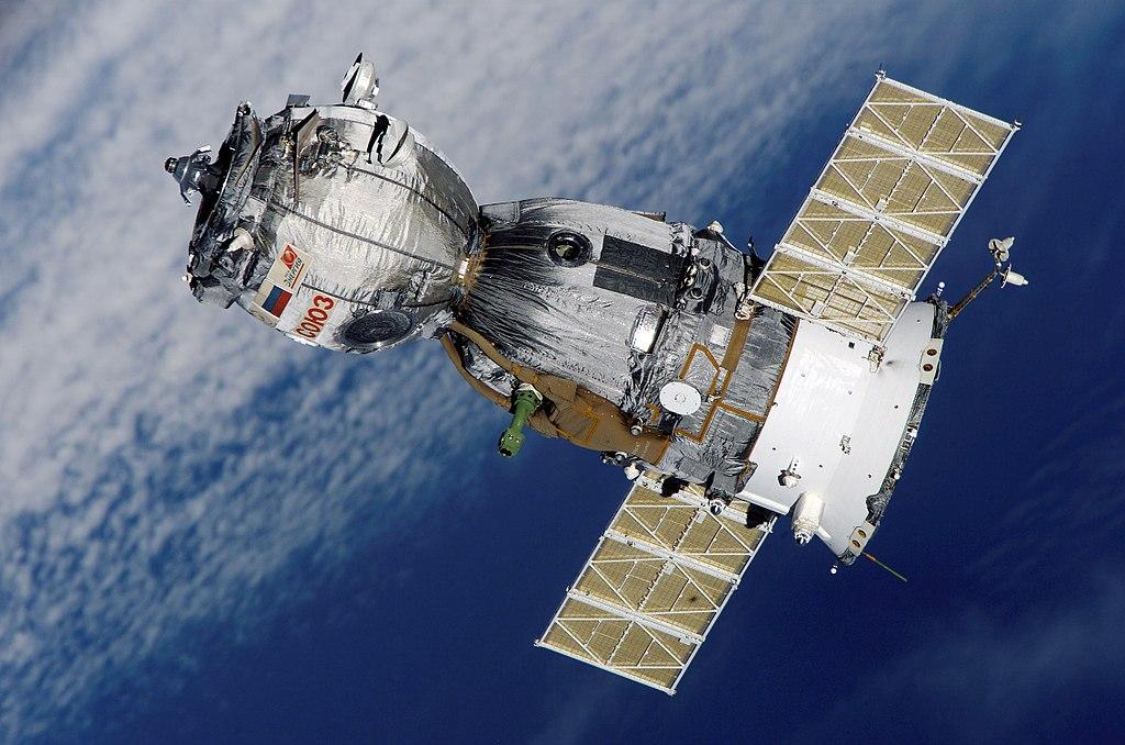 Materiály pro kosmické lodě